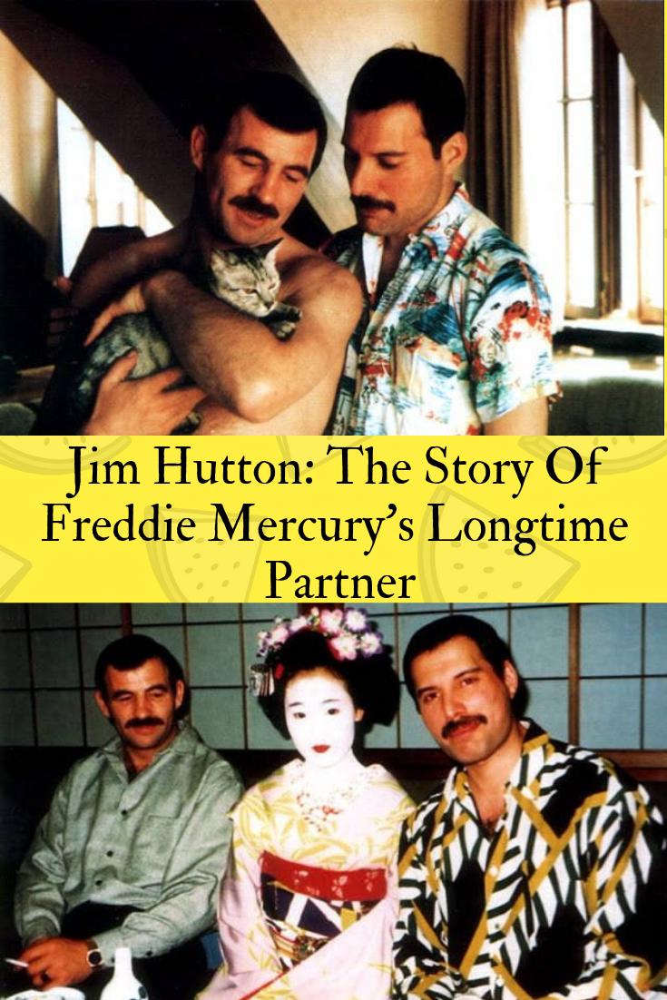 4caa61316f4a Discover the true story of Jim Hutton and Queen singer Freddie Mercury's  relationship that was only hinted at in