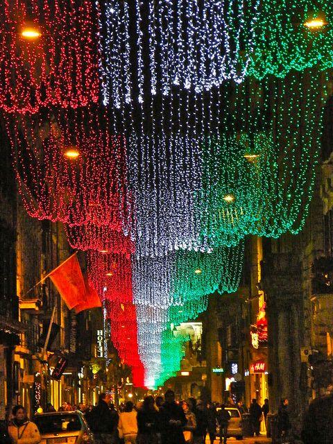 Rome Christmas In Rome Christmas In Italy Christmas Lights