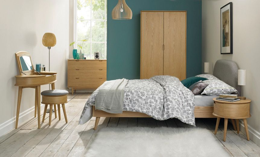 scandinavian bedroom furniture. Image result for modern scandinavian bedroom bed in middle of room