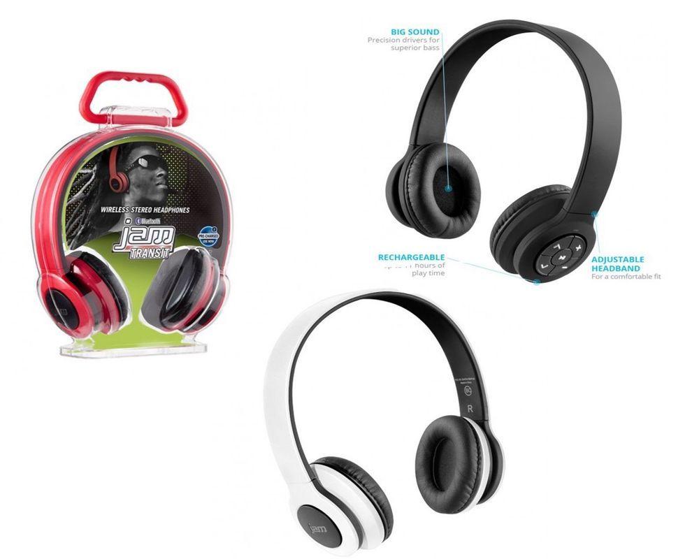 JAM Athlete HX-EP525-BK-WW Wireless Bluetooth Sports