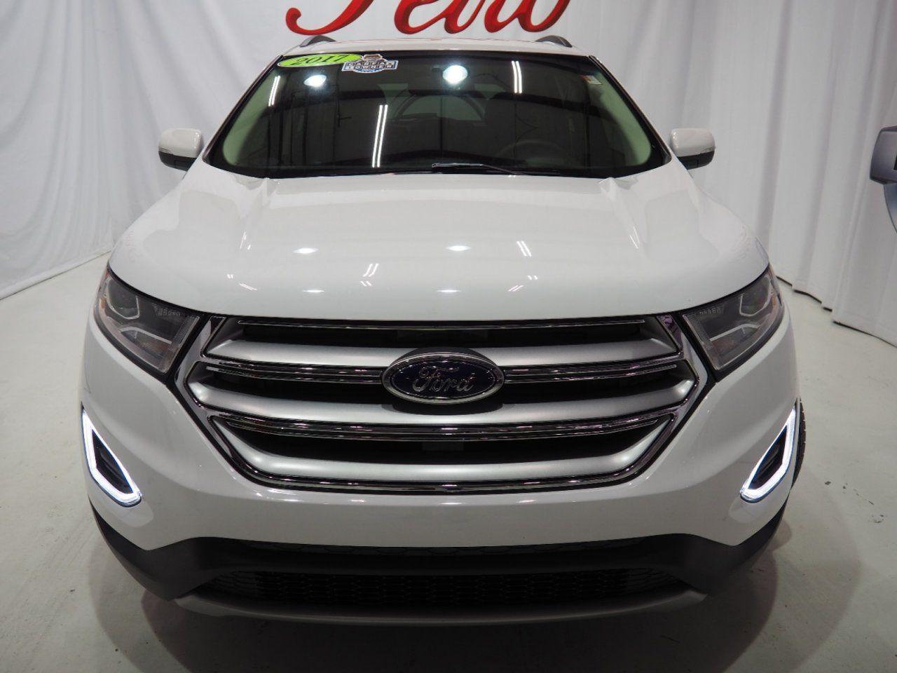 Beautiful 2017 Ford Edge Oil Change