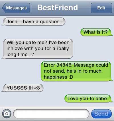 60 Flirty Text Messages