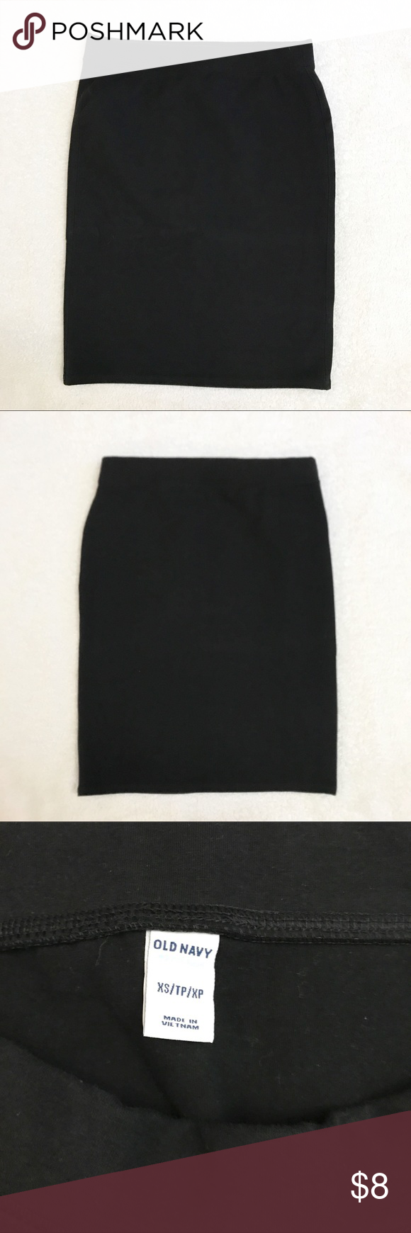 📍Old Navy Pencil Skirt Used. Good condition.  *** Items marked with 📍 --- are 2 for $10! Make an offer for $10 and I will accept. Happy Poshing! Old Navy Skirts Pencil