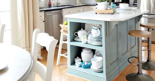 How to close the space above the kitchen cabinets ...