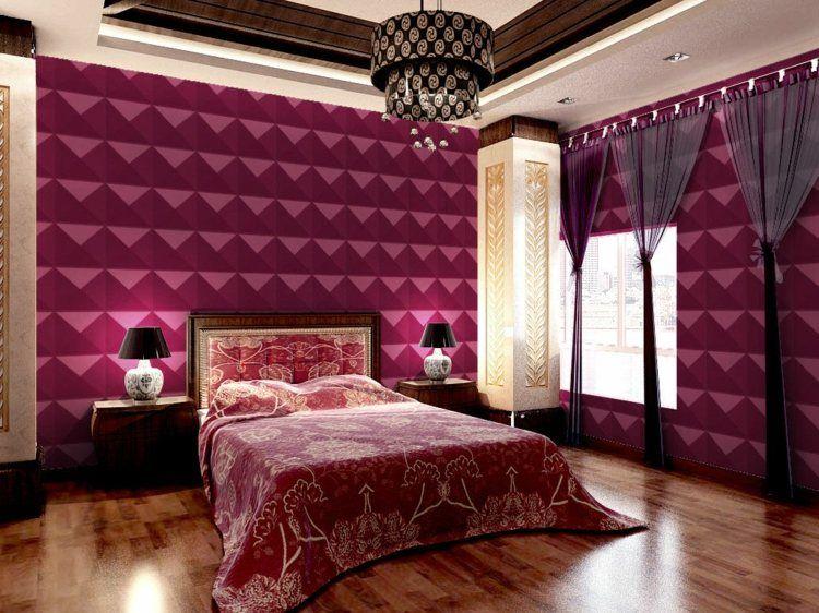 3d Wandpaneele Der Letzte Schrei Fur Ihre Wand 25 Ideen Wandpaneele 3d Wandplatten Luxusschlafzimmer