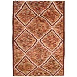 Photo of wool carpets