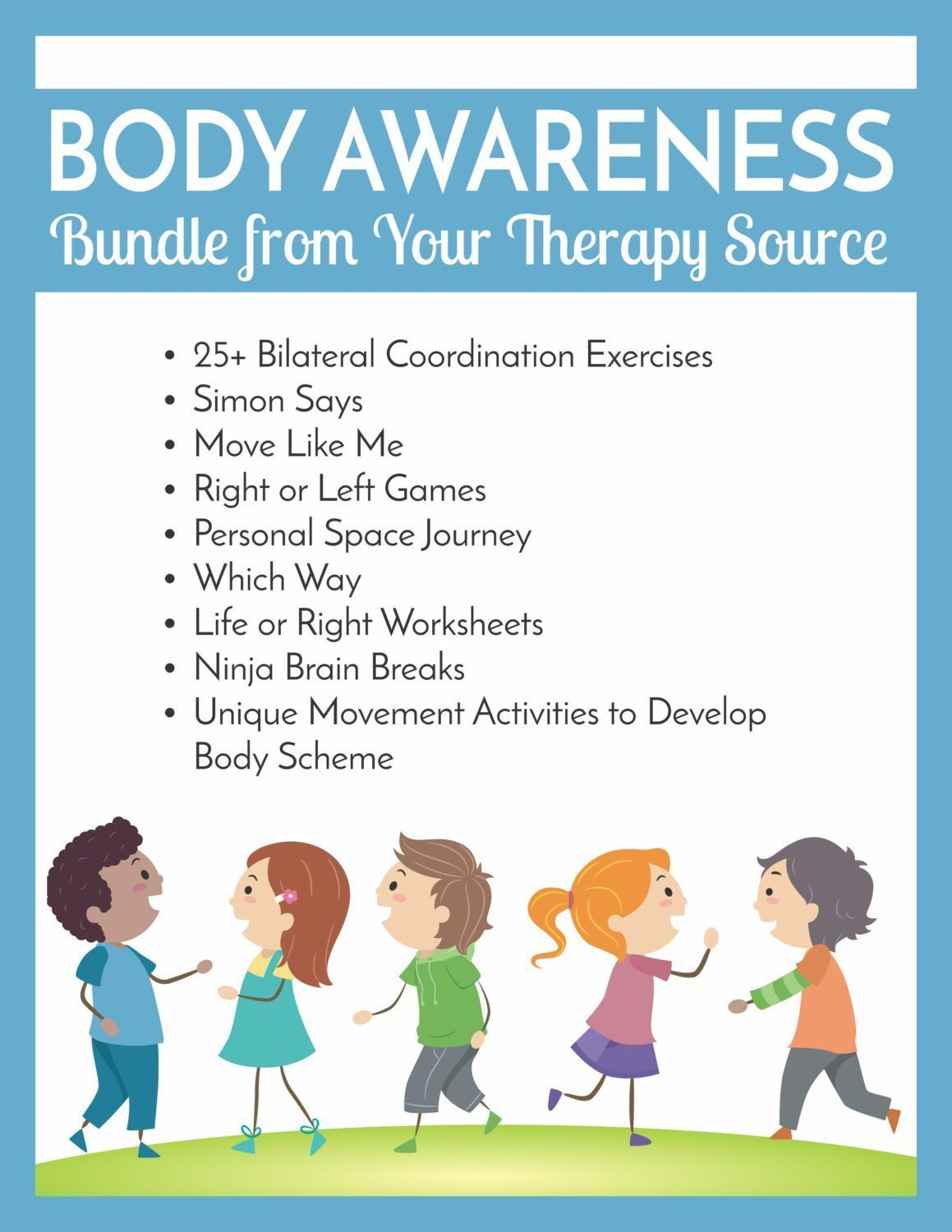 Body Awareness Activities For Children Your Therapy Source Chambregarconjeuxvideo Body Awareness Activities Body Awareness Social Skills Activities [ 1500 x 1159 Pixel ]