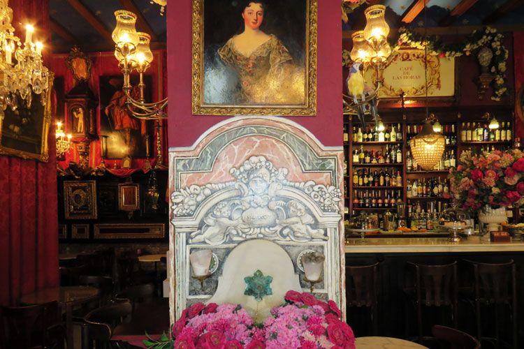 Cafe De Las Horas Interior Valencia My Love In 2019 Pinterest