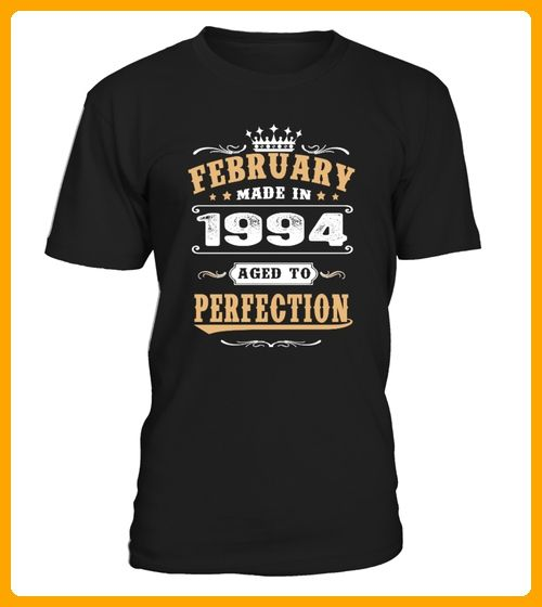 1994 February Aged to Perfection - Geburtstag shirts (*Partner-Link)