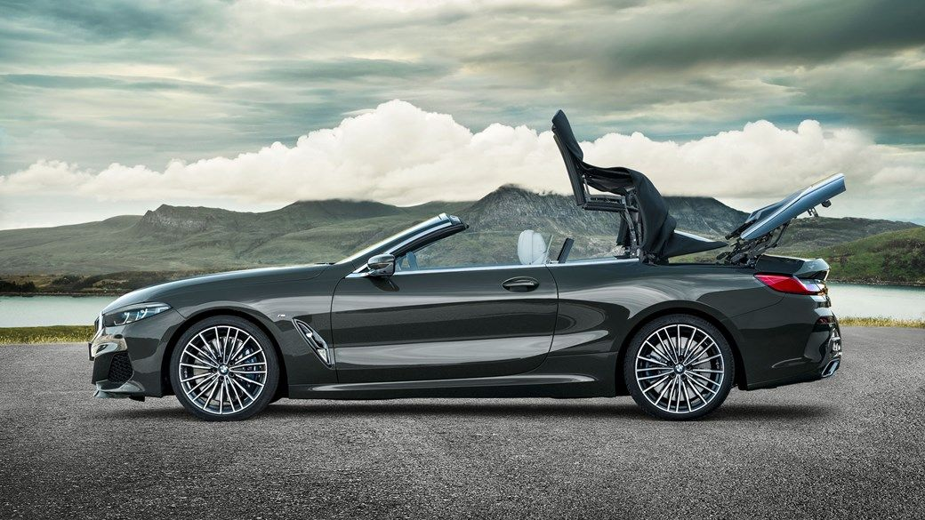 New BMW 8series Gran Coupe makes debut at Frankfurt