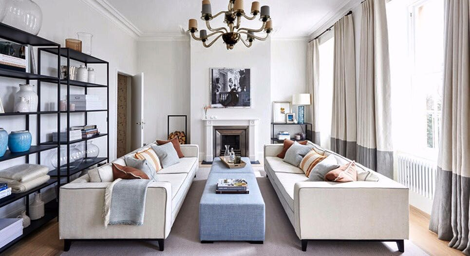 Sims Hilditch Interior Design Somerset Place Home