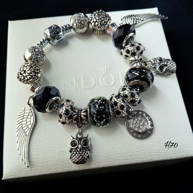 Pandora Inspired H70 Pandora Bracelets Pandora Pandora Jewelry