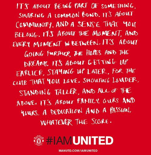 List of Great Manchester United Wallpapers Phone I AM UNITED