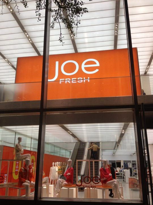 Joe Fresh in New York, NY