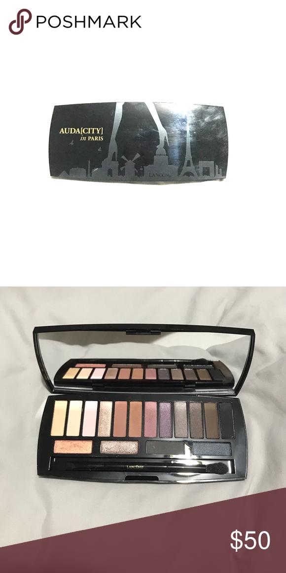 Lancôme Audacity in Paris Eyeshadow Used once, brand new