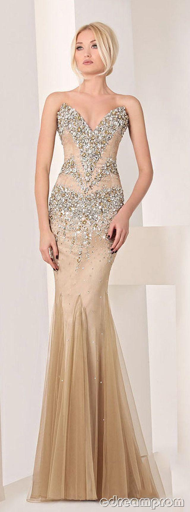 Mermaid prom dress prom gown evening dress pinterest dress