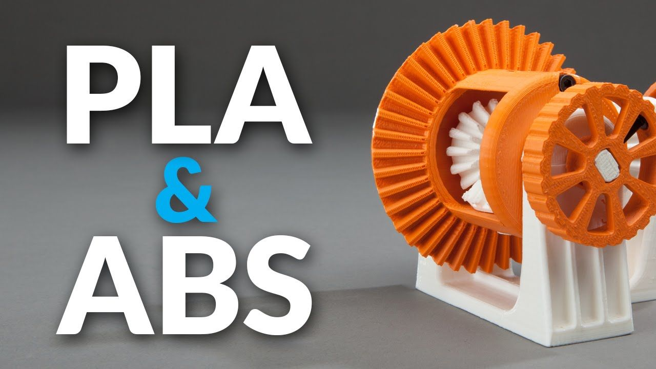 PLA vs ABS What's the Difference for 3D Printing? 3d