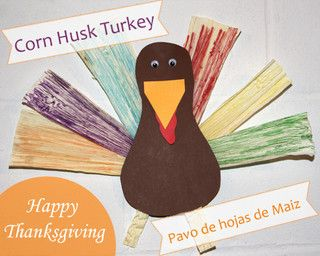 Corn husk turkey  by RubyDW, via Flickr