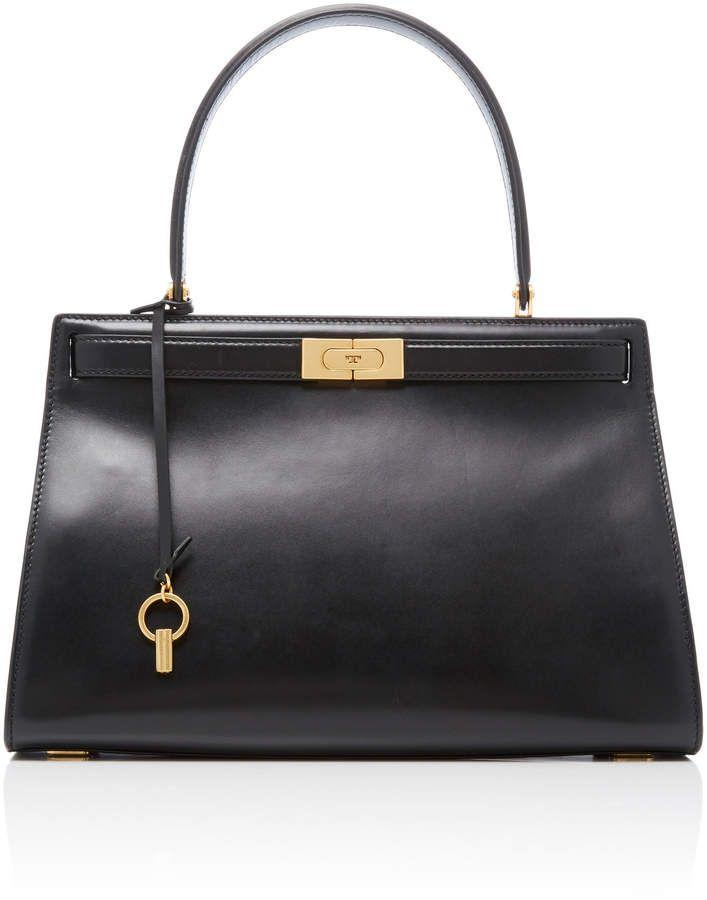 Tory Burch Lee Radziwill Small Satchel Classic Handbags Purses