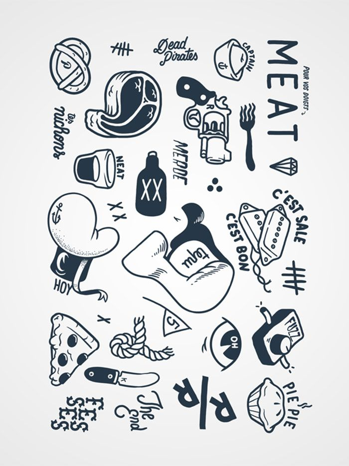 mcbess tattoo - Google Search
