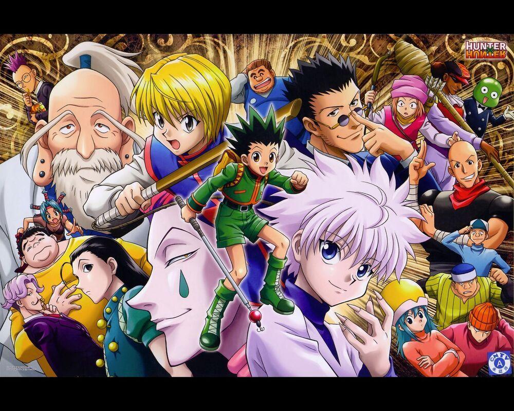 Hunter X Hunter Meruem ant HD Print Anime Wall Poster Scroll Room Decor