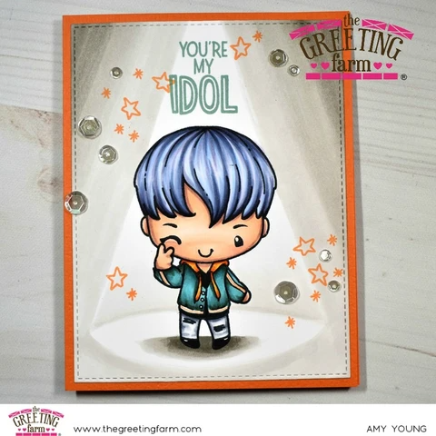 May 2020 Release Preview Day 3 K Pop Idols The Greeting Farm Greetings Pop Idol Card Supplies