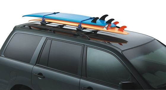 Surf Rack For Car >> The Best Surfboard Car Racks In The World The Fun Stuff In