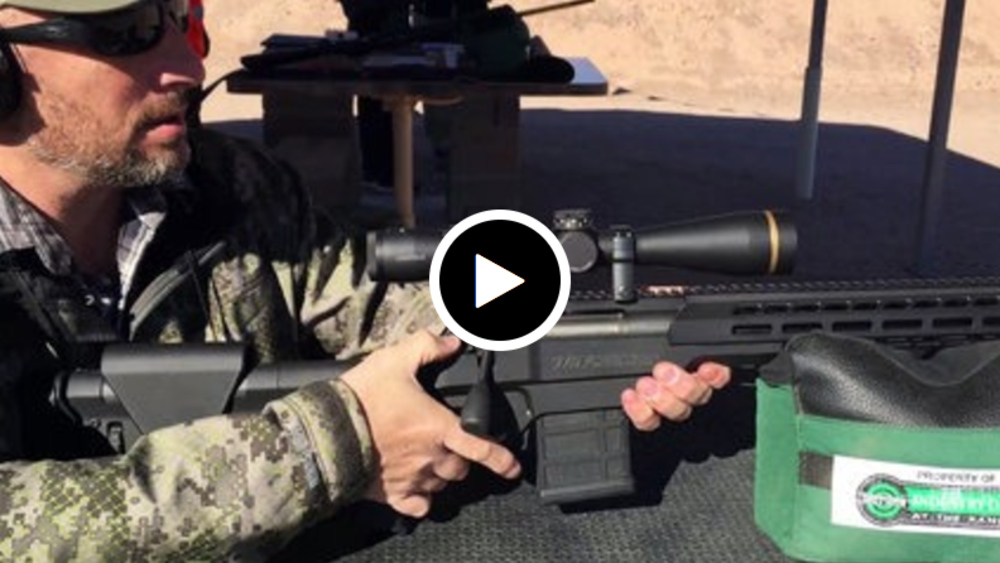 Winchester XPC Chassis Rifle and Subsonic Ammo | Outdoor Life