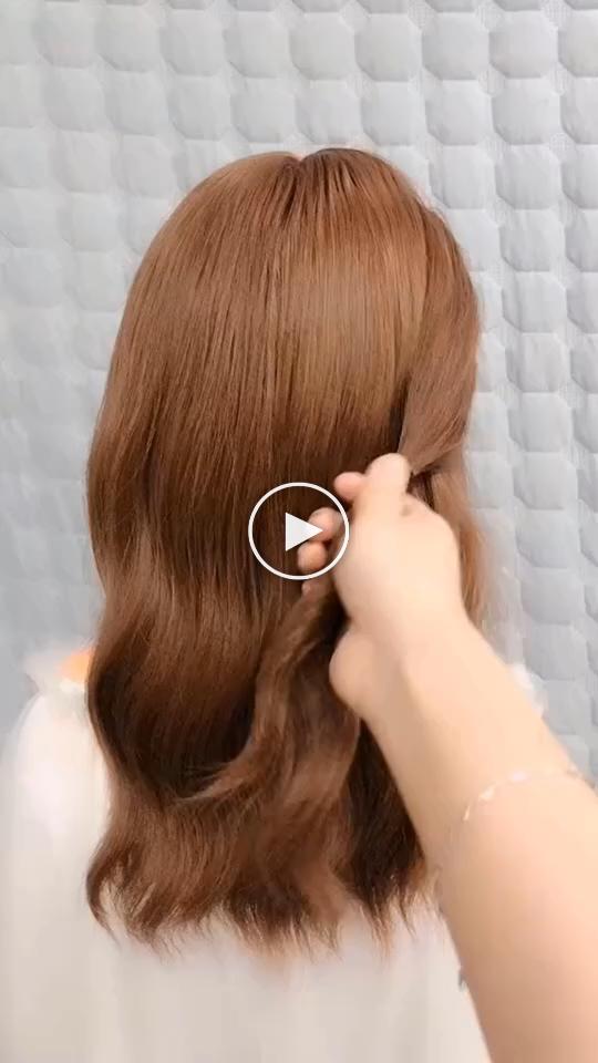 Frisuren Fur Lange Haare Videos Frisuren Tutorials Zusammenstellung 2019 Teil 47 Kurzefrisuren Kurzehaar Fr In 2020 Long Hair Styles Long Hair Video Hair Videos