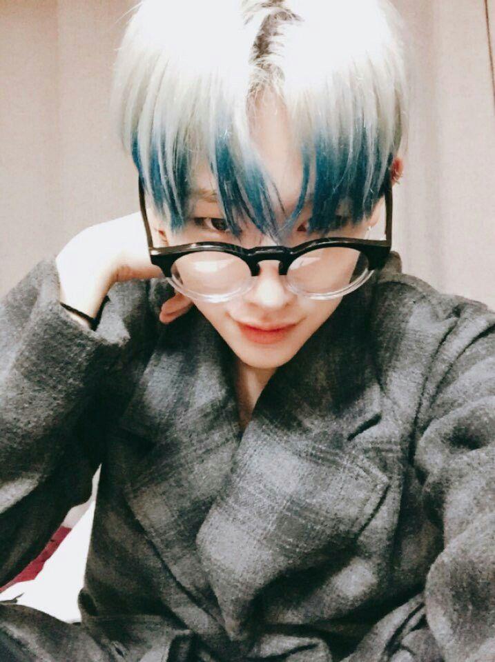 TWITTER - Monsta X Wonho 원호