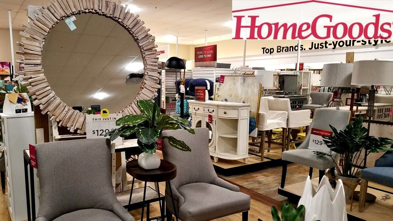 Homegoods shop with me bride and groom furniture tommy
