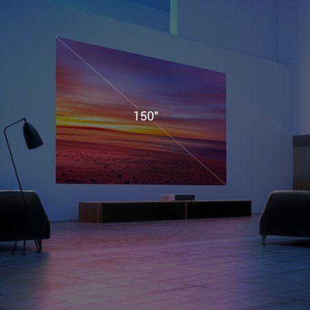Xiaomi Mi Laser UltraShort Throw Projector 150 inch