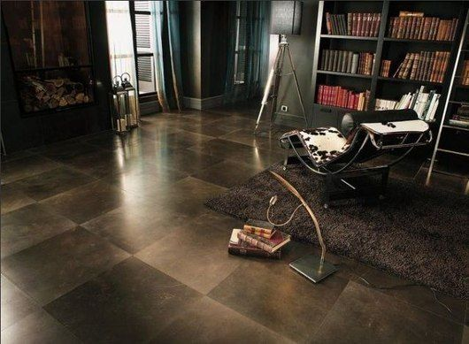 Floor Tiles In Your Living Room Trend Decoration Insolite Plancher Idee De Decoration