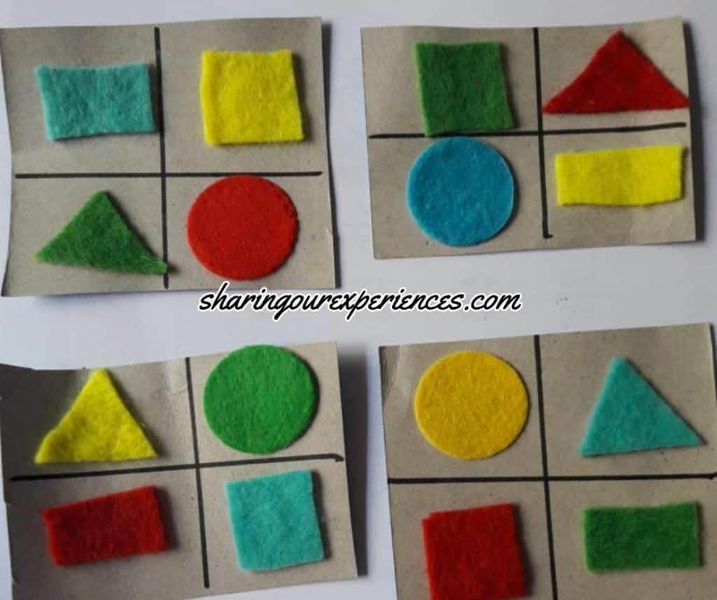 8 Simple Diy Activities To Strengthen Visual Spatial