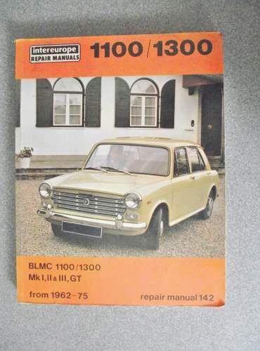 blmc 1100 1300 repair manual 1975 0856660973 listing in the austin rh pinterest co uk Automatic Car Manual vs Automatic Car