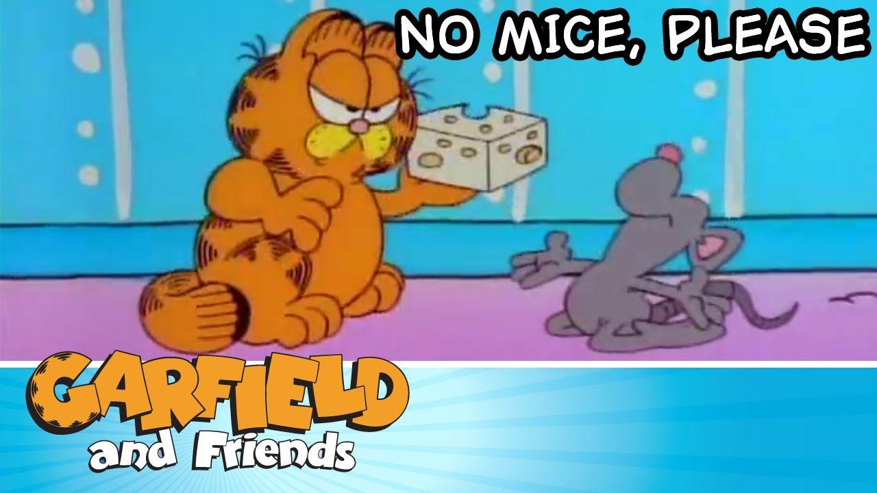 No Mice, Please - Garfield & Friends