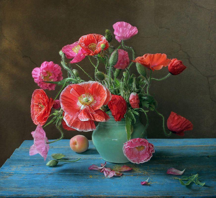 кухни чудесные цветы картины фото нас радовал целый