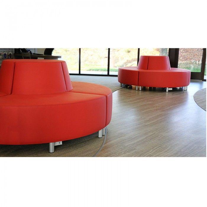 Queue Orion Queue Spa Furniture Round Sofa Sofa