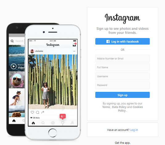 How to Create an Instagram Account (2 Ways) 7