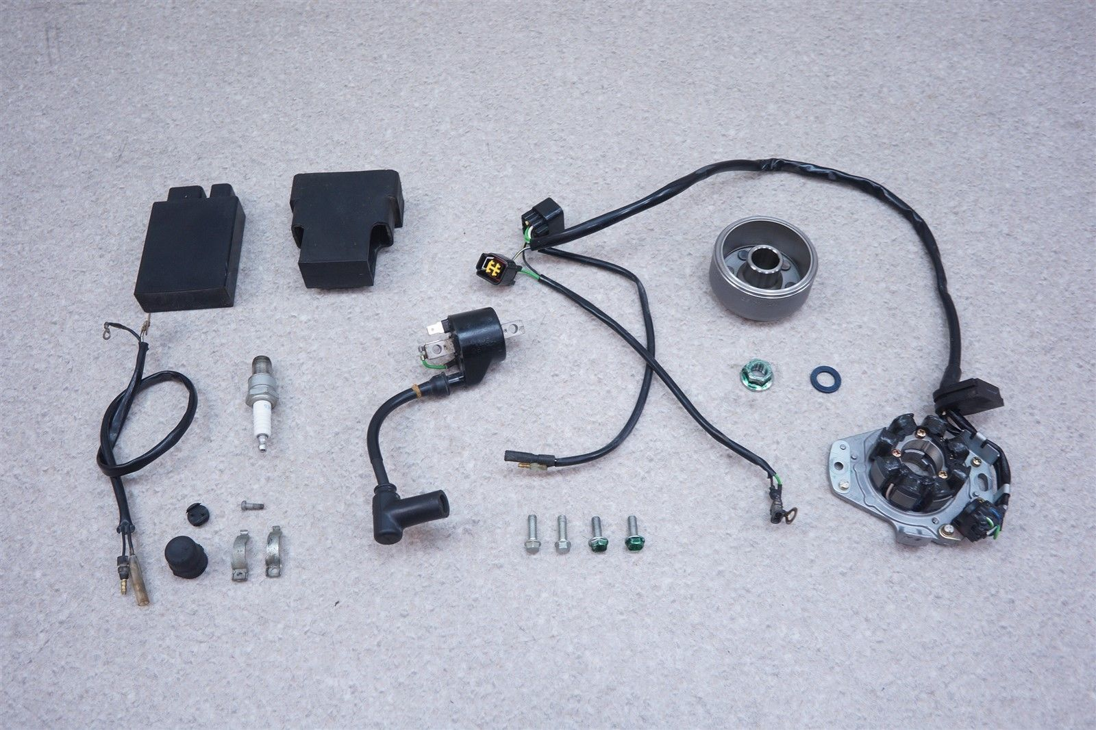 Ultima Complete Wiring Harness Kit For Harley Davidson
