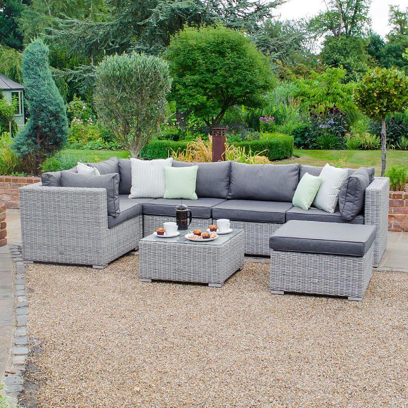 Pleasing 1199 Nova Heritage Chelsea Corner Sofa Set White Wash Ncnpc Chair Design For Home Ncnpcorg