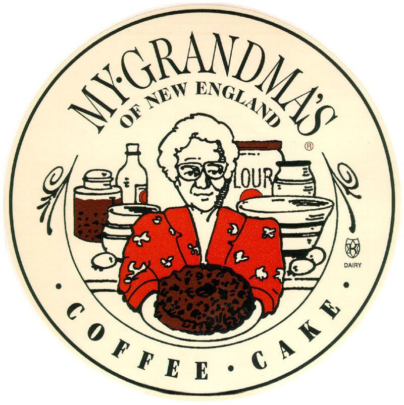 mygrandmalogoHI New england coffee, New england