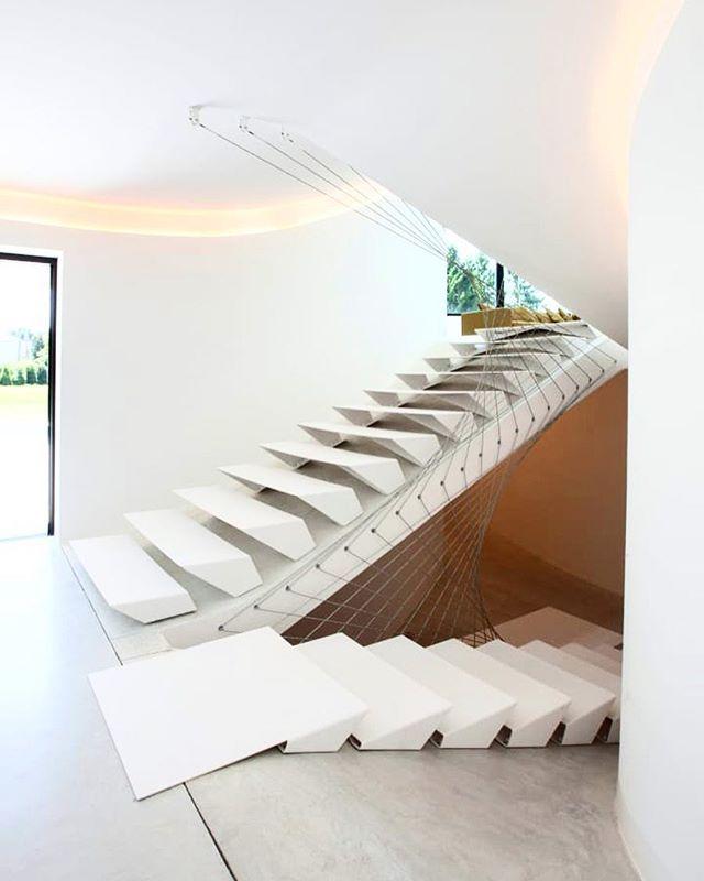 Villa MQ - OOA - Tremelo, Belgium (Photographer: Van de Velde)  #AA #goldart #architecture #Aureus #TeamAureus