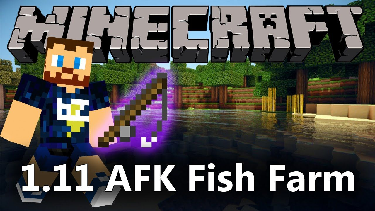 how to make a afk fish farm