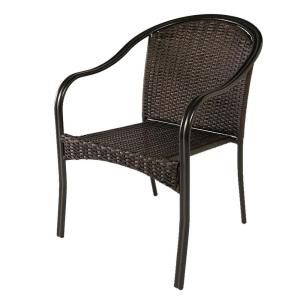 $120 For 2  Put Need To Double Check   Hampton Bay Wicker Patio Stack Chair