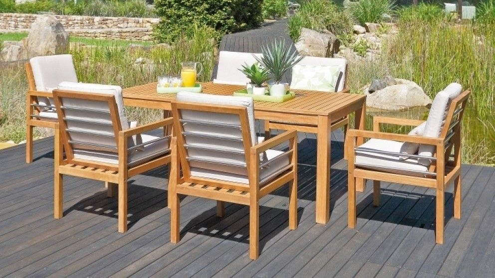 Lincoln 7 Piece Outdoor Dining Setting - Outdoor Dining | Harvey ...