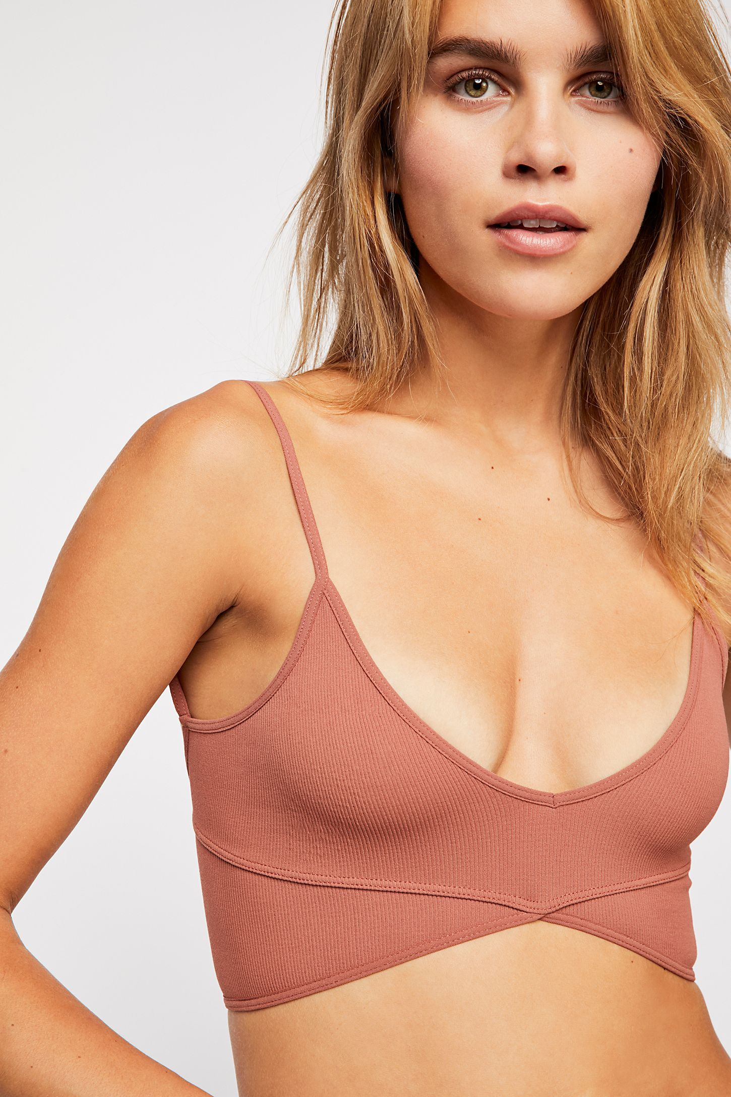 ab33e9c25f Barely There Seamless Longline Bra in 2019   underneath it all ...