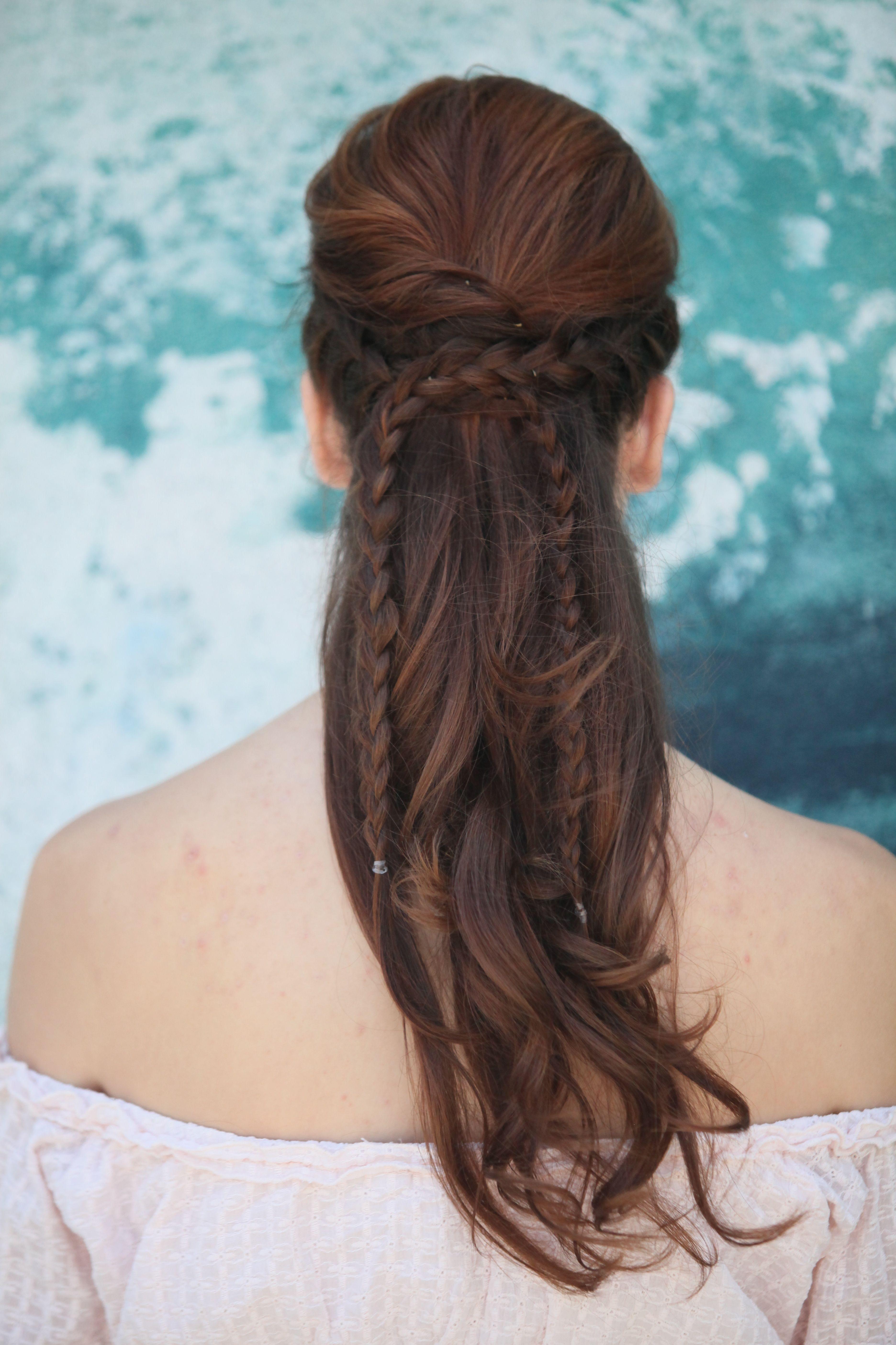 Huntington beach braid bar meleesa the salon braid braids