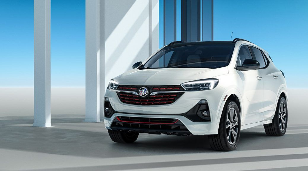 IT'S HERE! The 2020 Buick Encore GX Sport Touring Buick