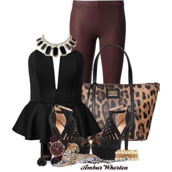 Oh You Fancy Huh? *My new Polyvore(: <3